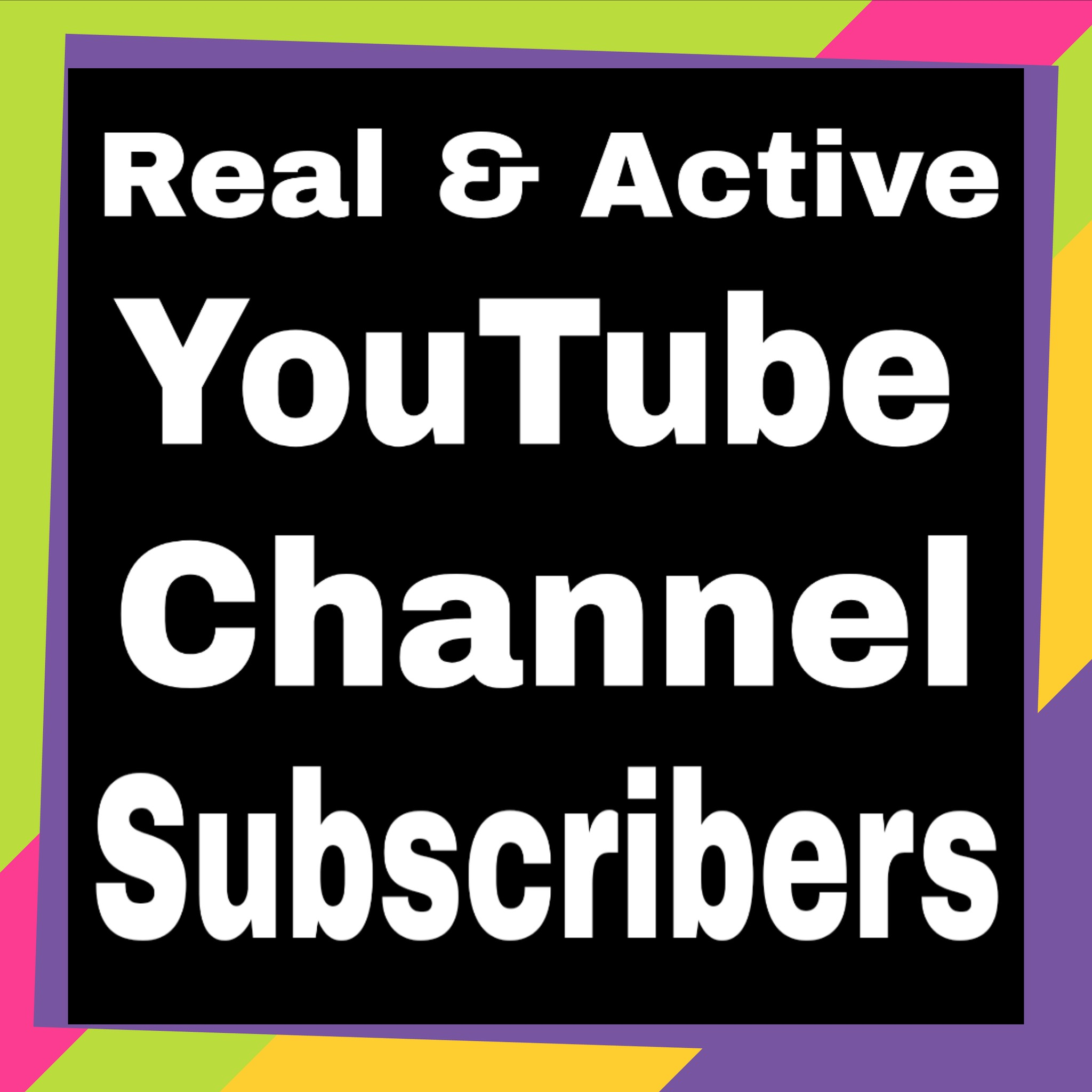 YouTube H.Q. Promotion Via Real Users & Non Drop Guaranteed Only
