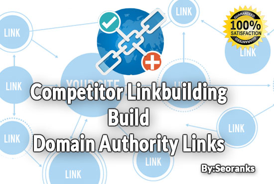 Build Competitor Backlinks