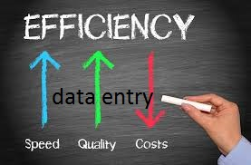 i do all sorts of data entry work with best quality and high performance