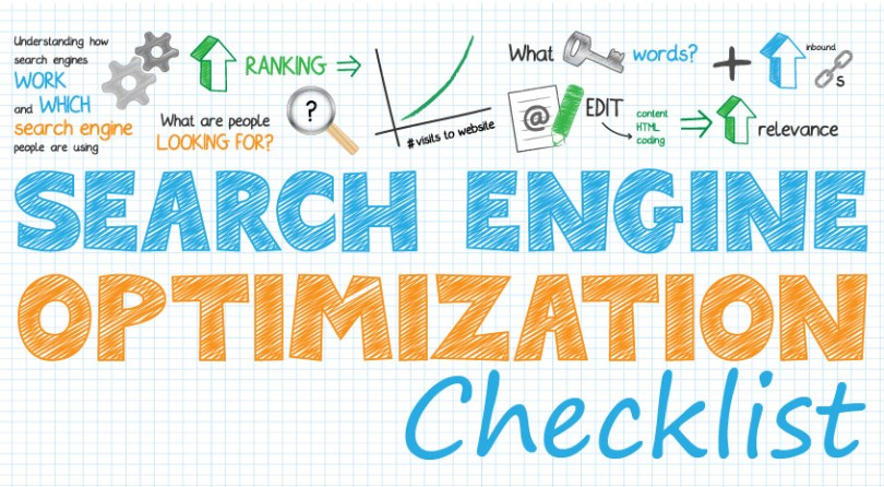 search engine optimization on site