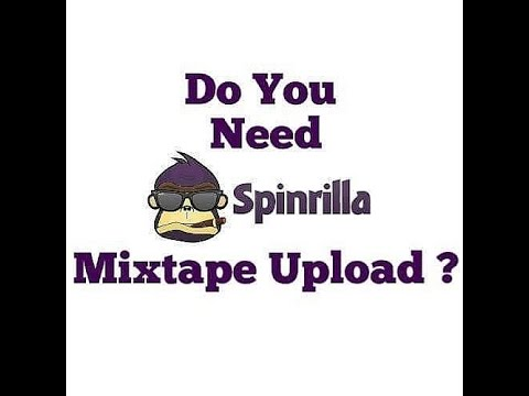 Spinrilla Single/Album/Mixtape Uploads Proffesional & Fast Shop Now