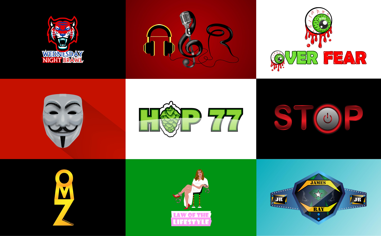 I design a proffessional logo for you + BONUS