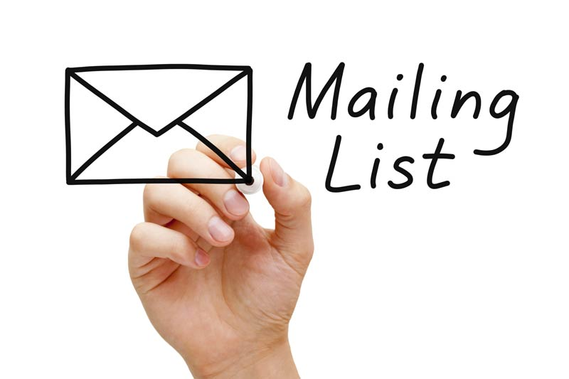 Get you Any Email List For Your Business