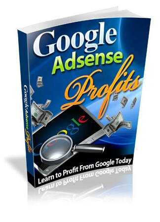 Google AdSense Profits Ebook