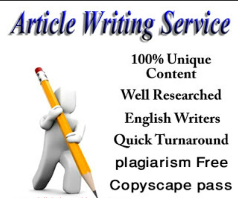 1000 words well researched SEO optimized article, blog posts or website contents