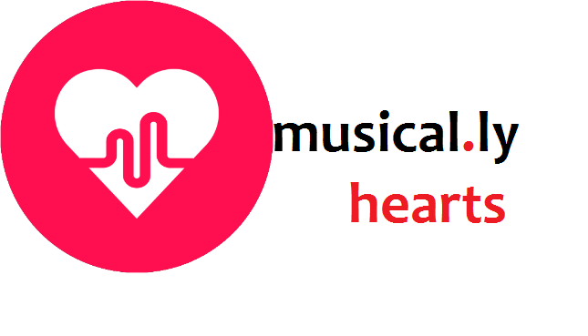 Best 400 Hearts Will be Added to Your Musical. ly Videos