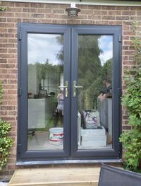 Reasons Why you should consider External u PVC French Doors