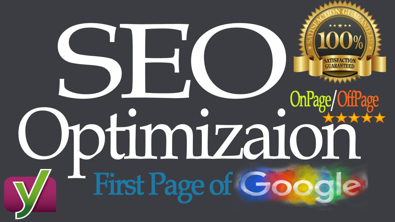 Do Professionally Wordpress Onpage SEO Optimization