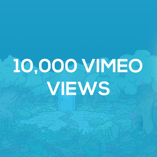GET 10,000 VIMEO Views