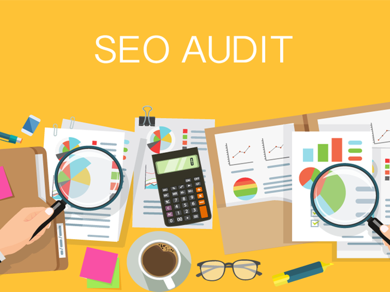 I can Make SEO Audit Report for your Website