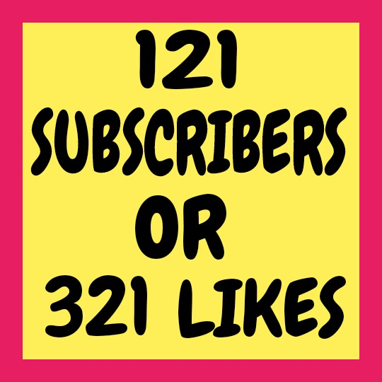 Fast Provide 121 Real YouTube Subscribers or 321 YouTube Video Likes only