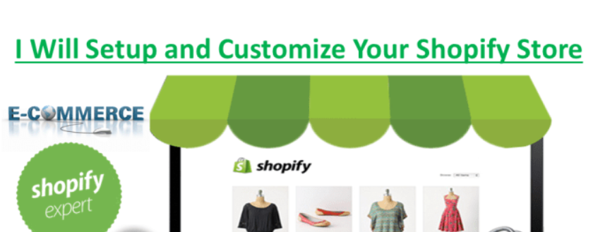 Setting up And Customizing Your Shopify Dropshipping Store