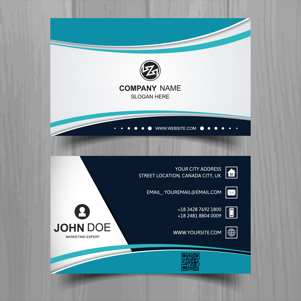 Design 3 unique stylish business cards with psd source for 5 design 3 unique stylish business cards with psd source colourmoves