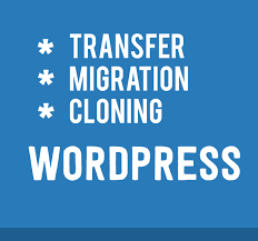 Will clone,  migrate,  backup,  or transfer your wordpress website