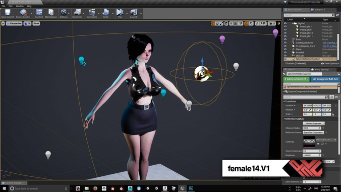 I can create 3d models, animation and much more.