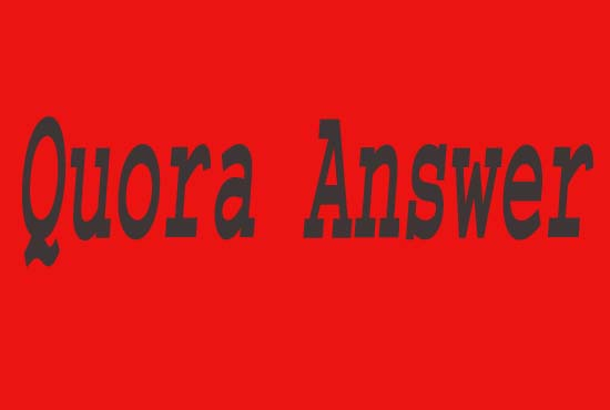 Improve Your Traffic With 10 HQ Quora Answer
