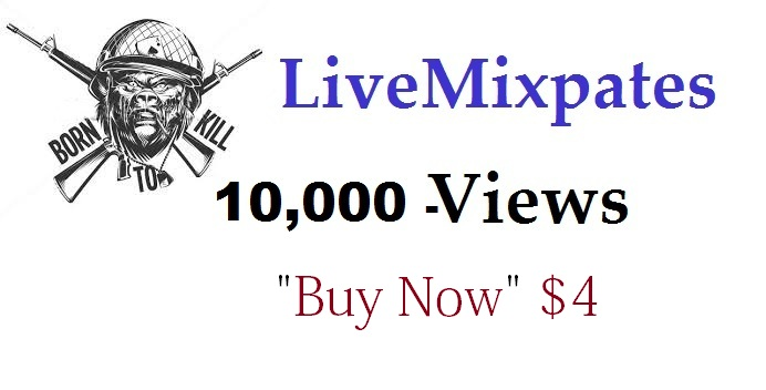 10,000 Views Livemixtapes,  indy club & trillhd