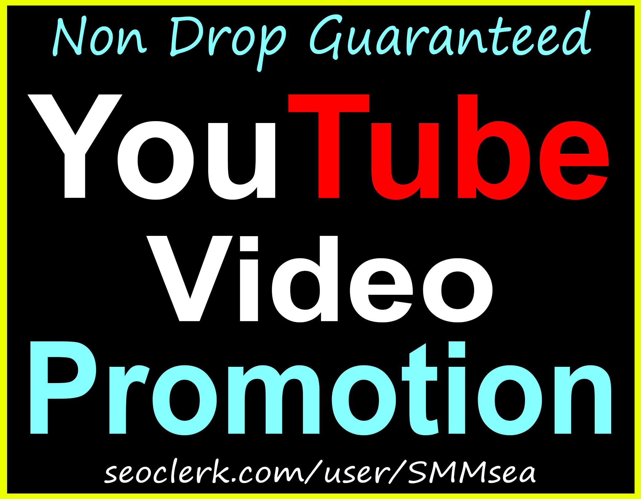 YouTube Video Promotion High Retention & Best for Ranking