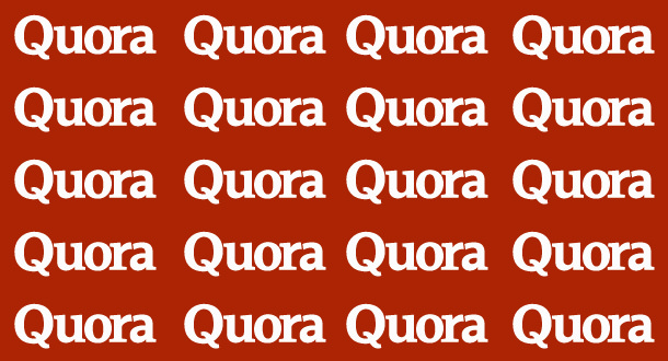 get best 20 Quora answers with your contexual link