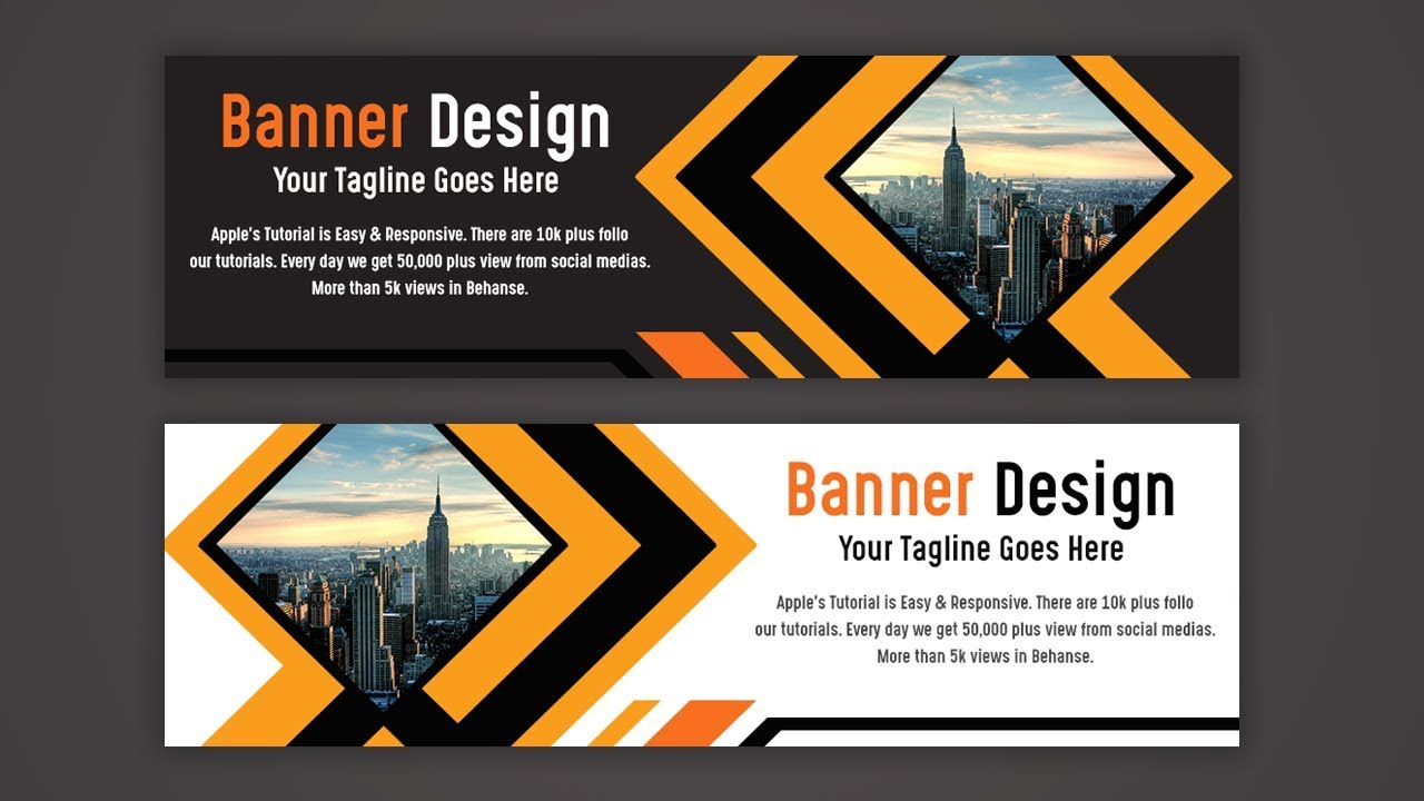 Just Order Me Give You High Quality Web Design Banner Adsense Only 24 Hours Delivery