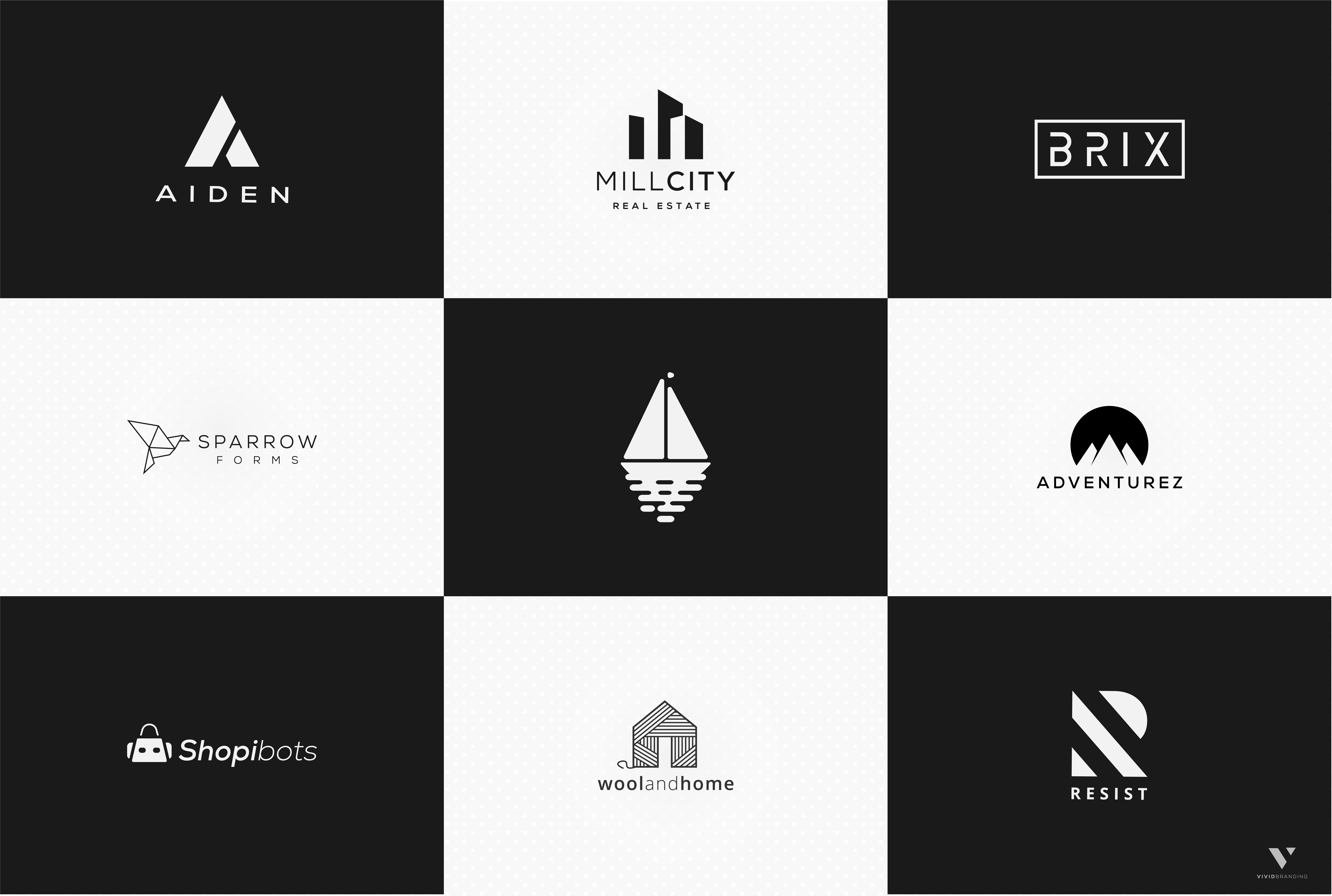 Do Outstanding Minimal,  Creative,  Unique,  Simple,  Eyecatching Custom Logo