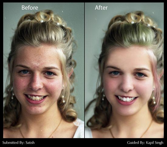 photoshop editing and create high quality photos