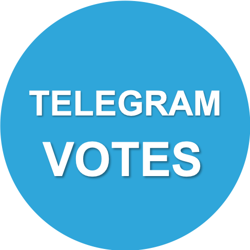 100 telegram votes