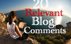 'i will' do 10 blog coment on high sites
