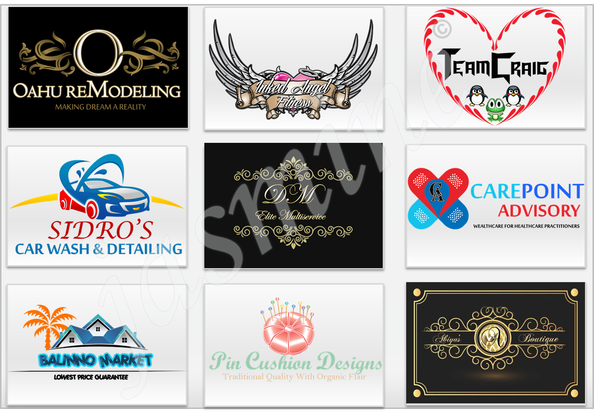 Design an eye catching amazing logo