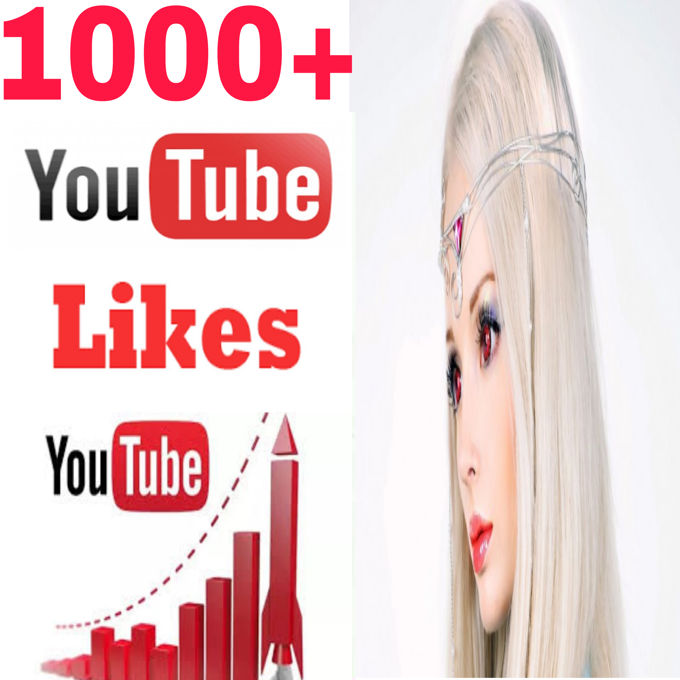Special offer 1000+ Non Drop  video likes very fast in 8-24 hours