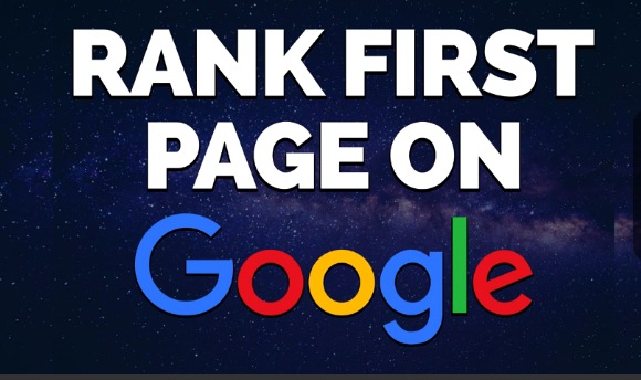Rank Your Website First Page Of Google