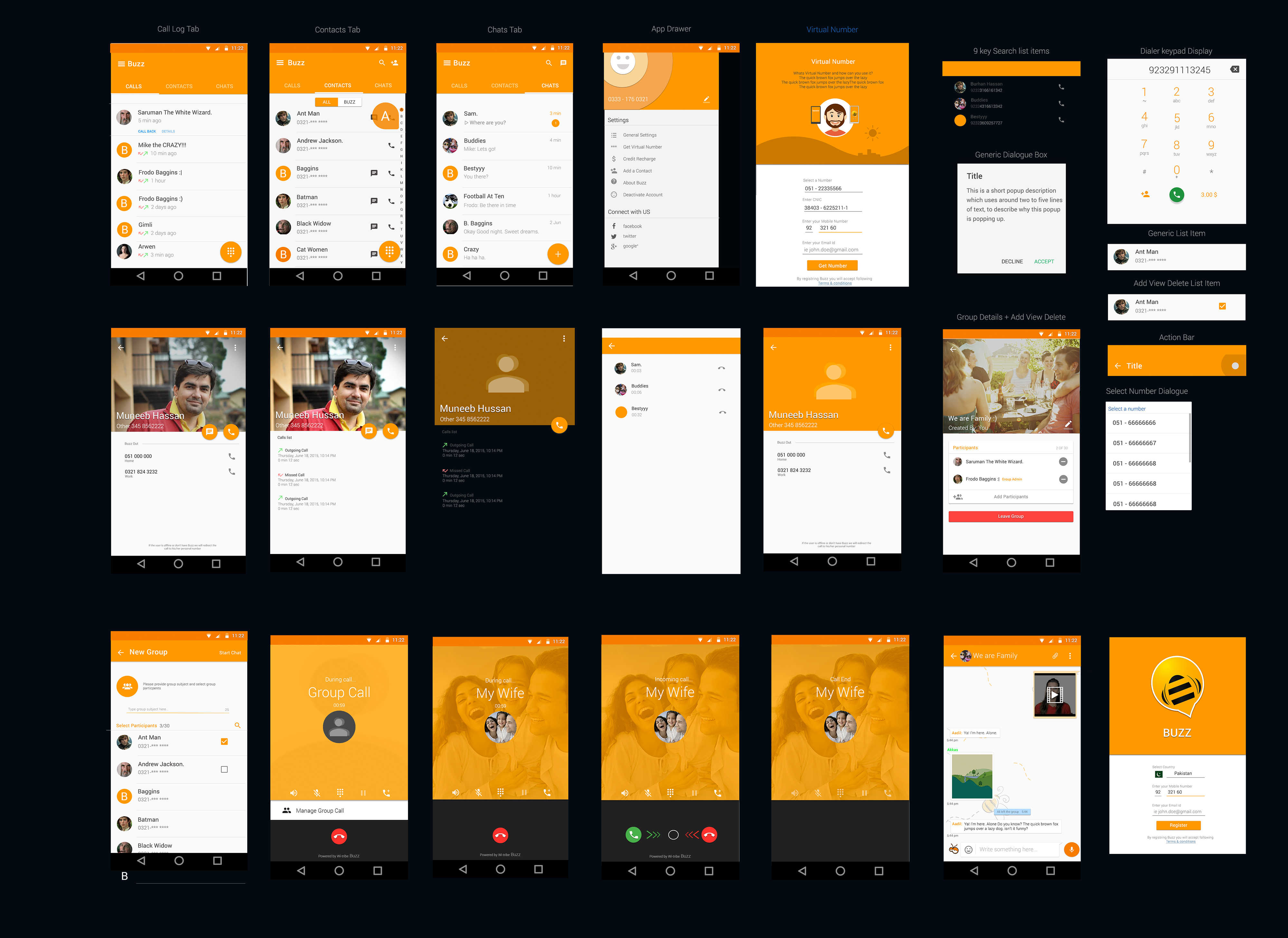 Do A Beautiful UI For Ios Or Android App Or Website in just 3 days