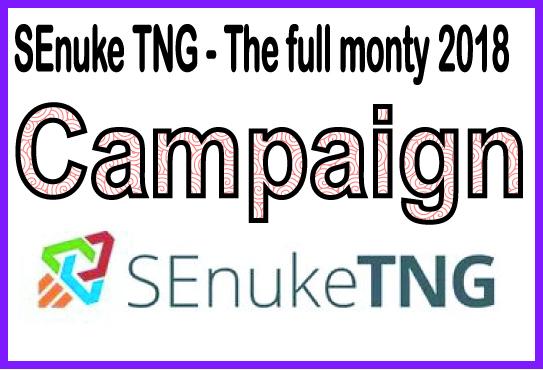 Do SEO to rank website PR higher with SEnuke - SEnuke...