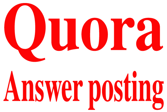 Give You Keyword Related  20 Quora Question and Answer for Targeted Traffic