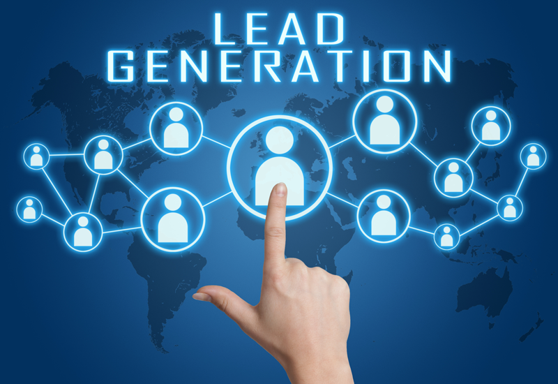 I ill do lead generation to fulfill your target.