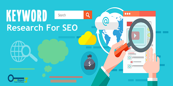 Provide keyword research or domain research for website seo