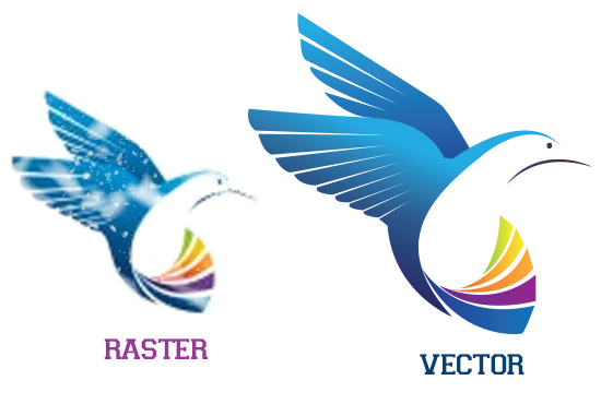 convert your logo or image to vector within 48hours