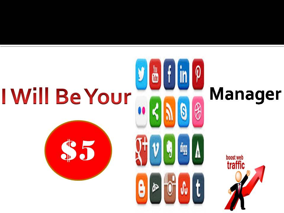 be your site Manager