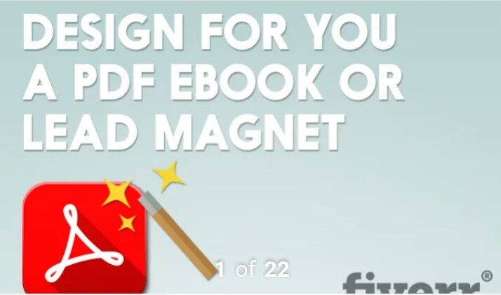Design Your PDF Lead Magnet Or Ebook