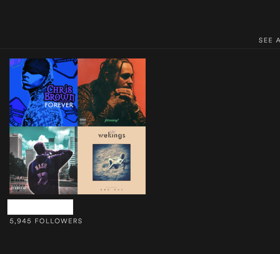 2000+ Spotify Real Playlist Followers (FAST, HQ SERVICE) (Cheapest!!!)