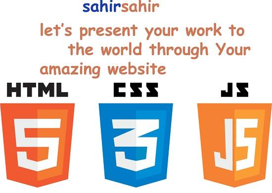 Get Web designed and developed