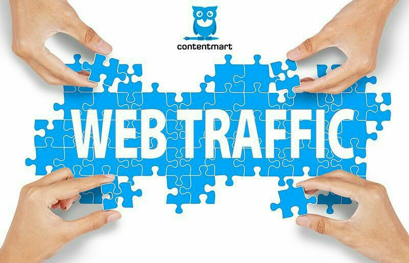 Drive 2500 traffic to your website