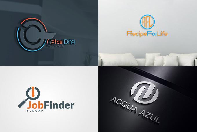 I do logo design for your business or website