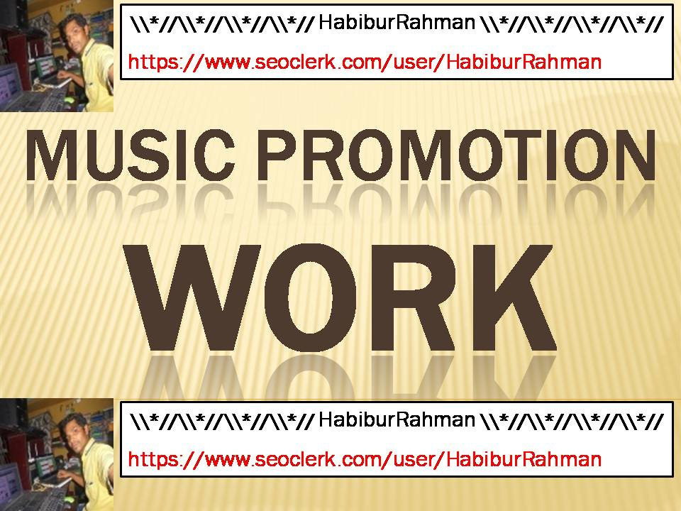 Music promotion 150K Play, 100 like, 100 repost and 100 timing comment