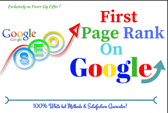White hat seo for website or blog for top google ranking