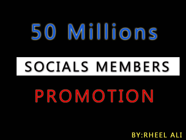 50 Million Social Media Group/Communities Marketing Advertising(promote your link)