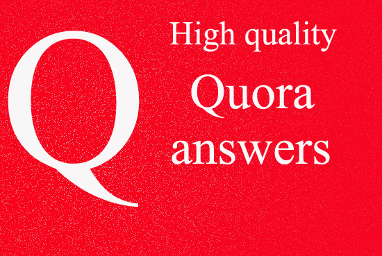 Increase traffic to your website at fast speed with quora answers