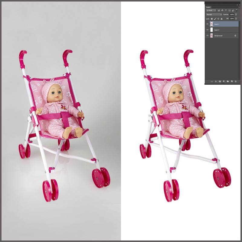 remove background of 25 pictures in 24 hours