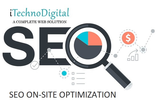 Complete SEO On-Site Optimization Upto 6 Page