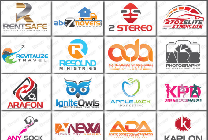Design A Professional Logo Or Redesign Existing With Unlimited Revisions
